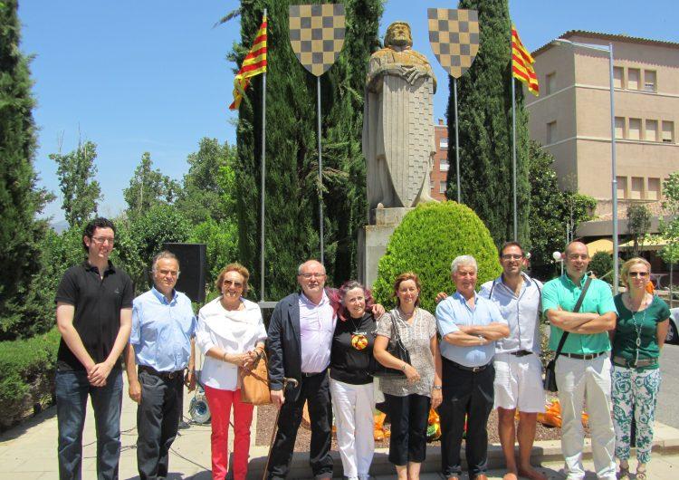 Balaguer commemora el 600 aniversari del Compromís de Casp