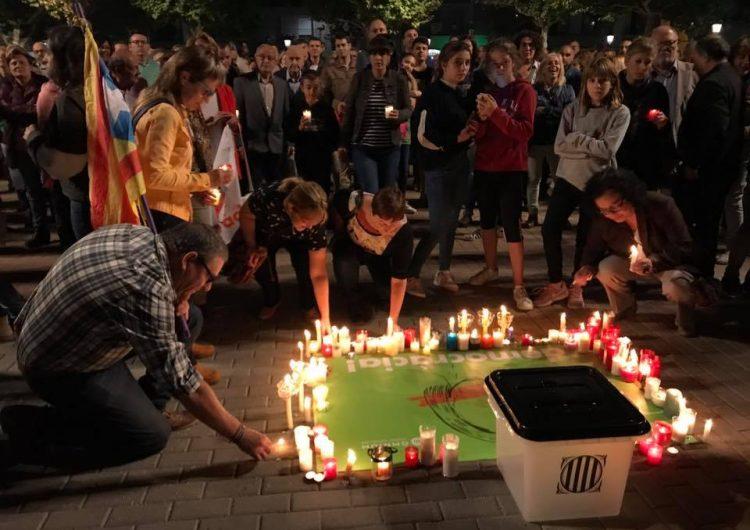 Convocada una concentració a la Plaça Mercadal de Balaguer avui a les 19h per rebutjar l'empresonament del Govern