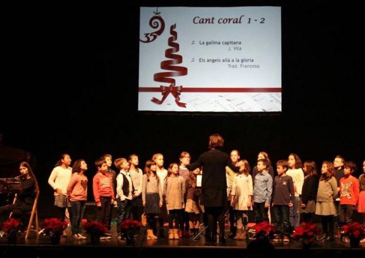 Concert de Nadal de l'Escola Municipal de Música