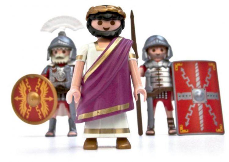 Concurs de diorames de Playmobil al Museu de la Noguera