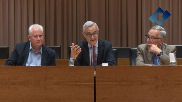 Miquel Puig parla de 'L'economia en un moment extraordinari', en una conferència organitzada pel Cercle de Promoció Econòmica de Balaguer