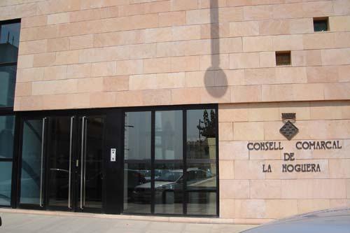 El Servei de Suport al Dol de Ponent comença a atendre a les instal·lacions del Consell Comarcal