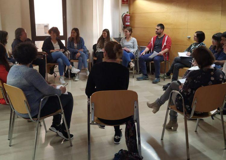 El Consell Comarcal de la Noguera participa en la creació de la 1a Taula de reflexió sobre educació social de Lleida