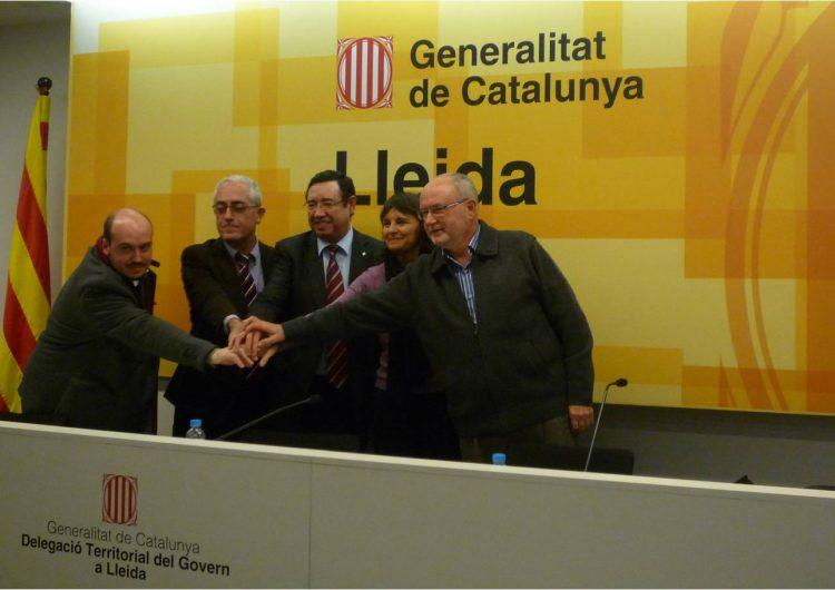 El Consell Comarcal de la Noguera assumeix la gestió del COU del Montsec