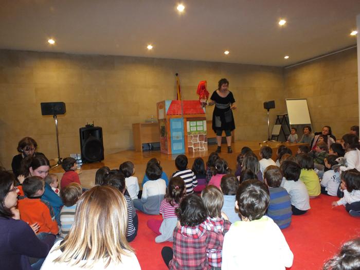 Hora del conte a la Biblioteca de Balaguer