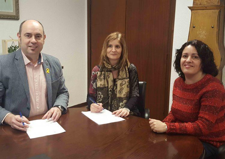 Nou contracte pel coworking del CEI Balaguer