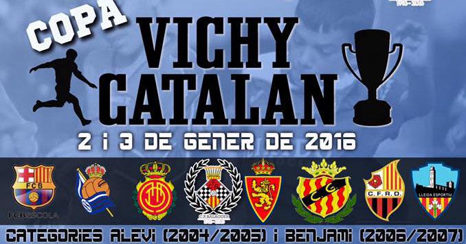 Els equips de la base del Barça i la Real Societat, favorits a la Copa de Nadal organitzada pel CF Balaguer