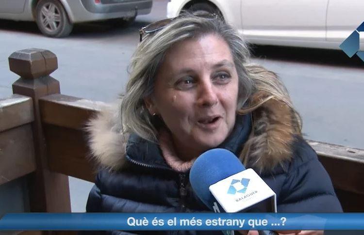 Balaguer Opina: Què és el més estrany que…?