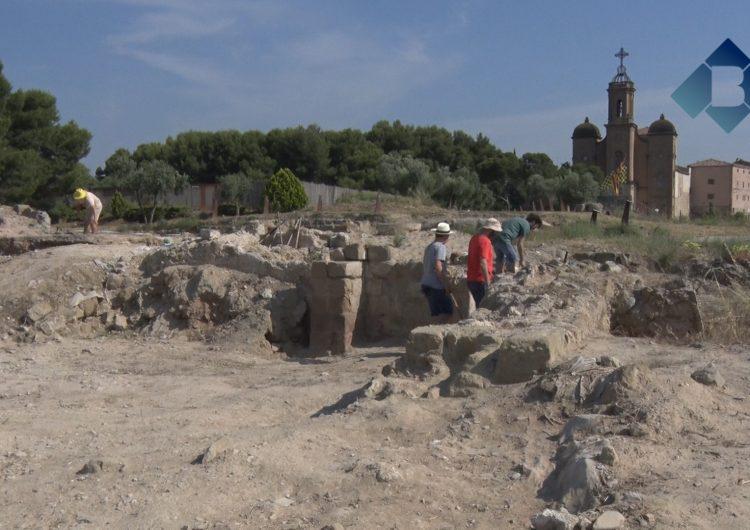 Les excavacions del taller 'Cota Zero' es centren en la zona on es creu que s'ubicava la porta principal del Castell Formós