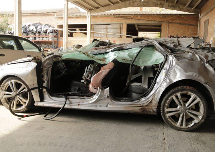 Els dos ferits en l'accident mortal de Balaguer tenen 16 anys i estan ingressats a l'UVI de l'Arnau de Vilanova