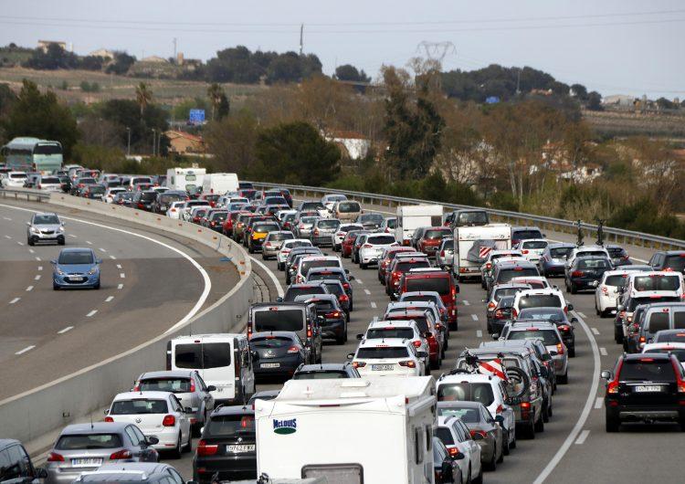El Servei Català de Trànsit demana màxima prudència als conductors durant aquest cap de setmana d'elevada mobilitat
