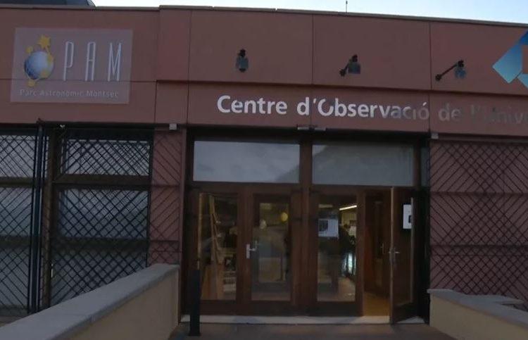 El Centre d'Observació de l'Univers a Àger iniciarà la 10a temporada el proper 1 de març