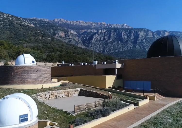 El Parc Astronòmic del Montsec, ciència i turisme a la Noguera