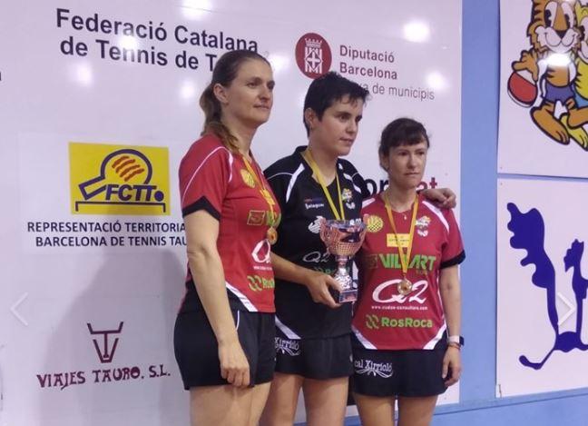 El Villart Logístic, campió de Catalunya per equips