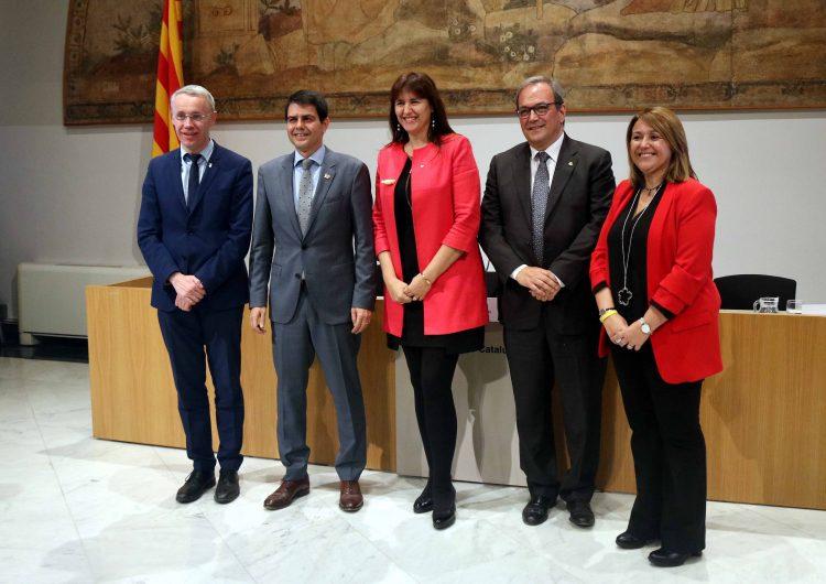 El Departament de Cultura i les quatre diputacions creen un consell per augmentar la seva coordinació