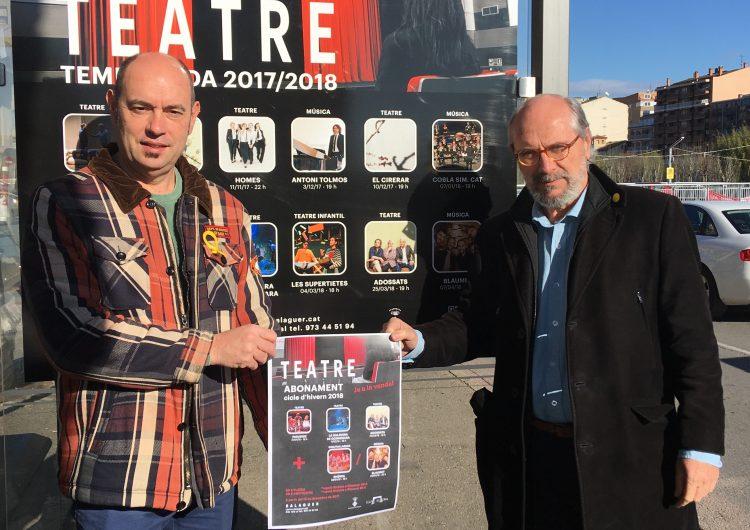 El Concert de Sant Esteve de l'Orfeó Balaguerí iniciarà el Cicle d'Hivern del Teatre Municipal
