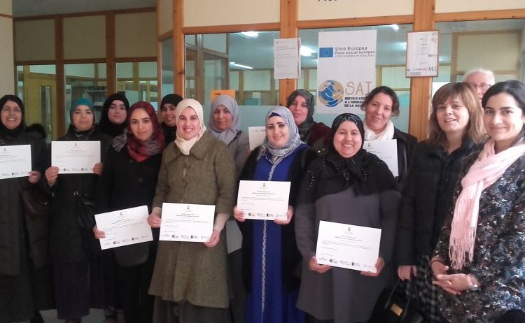 El Consell Comarcal de la Noguera inicia els cursos d'alfabetització en català per a persones immigrants