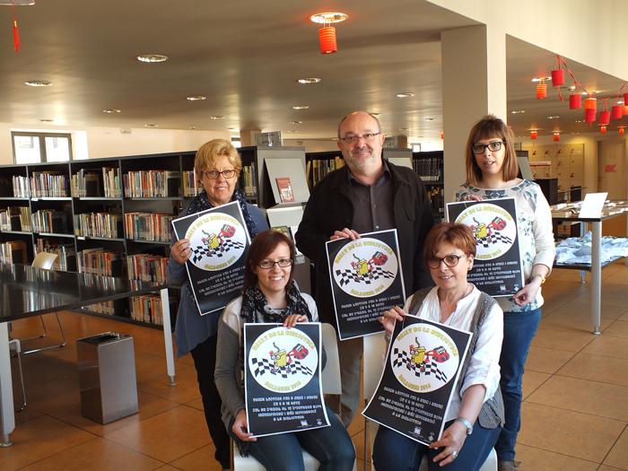 Cursa per a joves lectors a la biblioteca de Balaguer