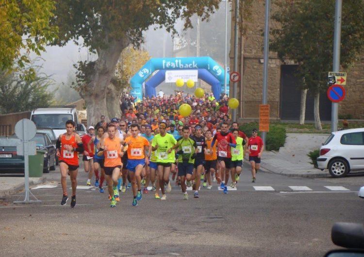 La Cursa del Sant Crist de Balaguer premiarà els atletes que superin les marques de la prova