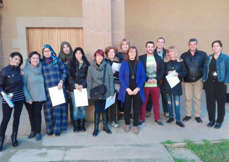 Cloenda del curs d'auxiliar de cuina d'ASPID al Consell Comarcal de la Noguera