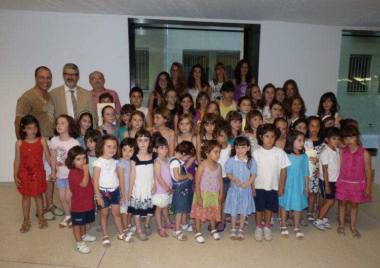 L'Aula Municipal de Dansa lliura els diplomes als seus alumnes