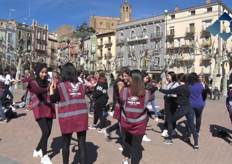 El 'Moviment Feminista de la Noguera' organitza un taller de defensa personal en el Dia Internacional de les Dones