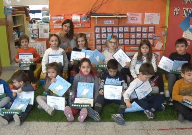 Taller de salut bucodental a l'escola de La Ràpita