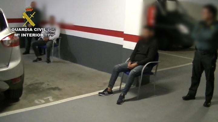 Un detingut a Balaguer per formar part d'una xarxa dedicada al tràfic de drogues