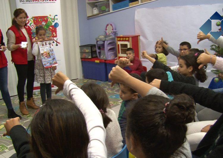Creu Roja Balaguer celebra el Dia de la Infància