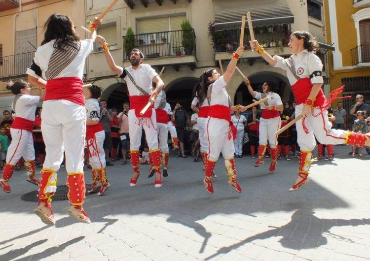 Balaguer celebrarà la V Diada Bastonera el proper 17 de juny