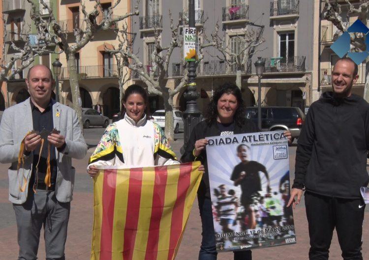 La 22a Diada Atlètica es celebrarà a la plaça Mercadal el diumenge 17 de març