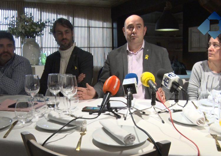 L'alcalde de Balaguer destaca la reducció del deute i la creació de llocs de treball amb els plans ocupacionals durant el 2018