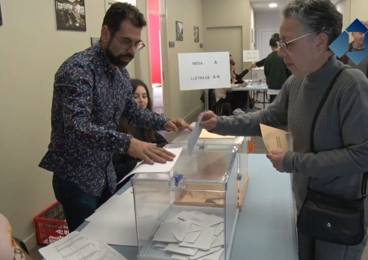 ERC guanya a Balaguer amb 2.613 vots