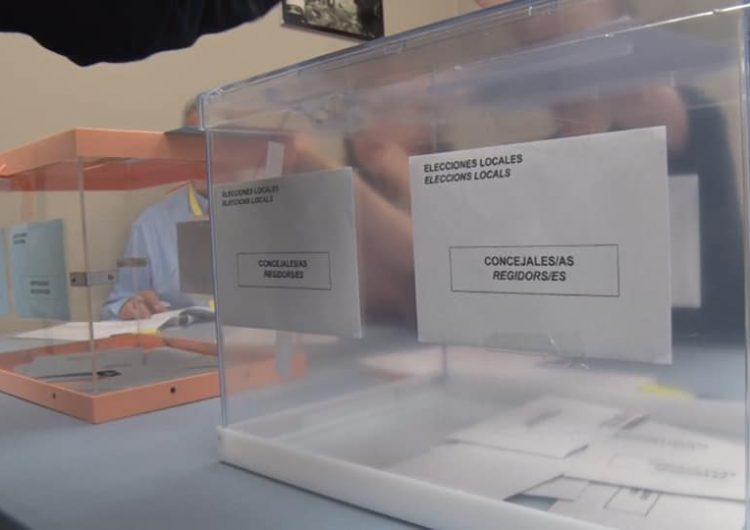 La participació a les 14h puja a Balaguer fins el 36,27%