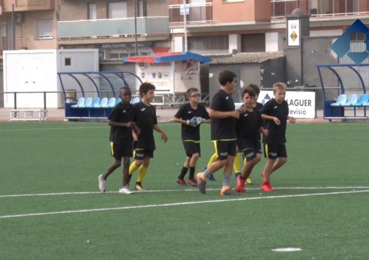En marxa la base del Club Futbol Balaguer