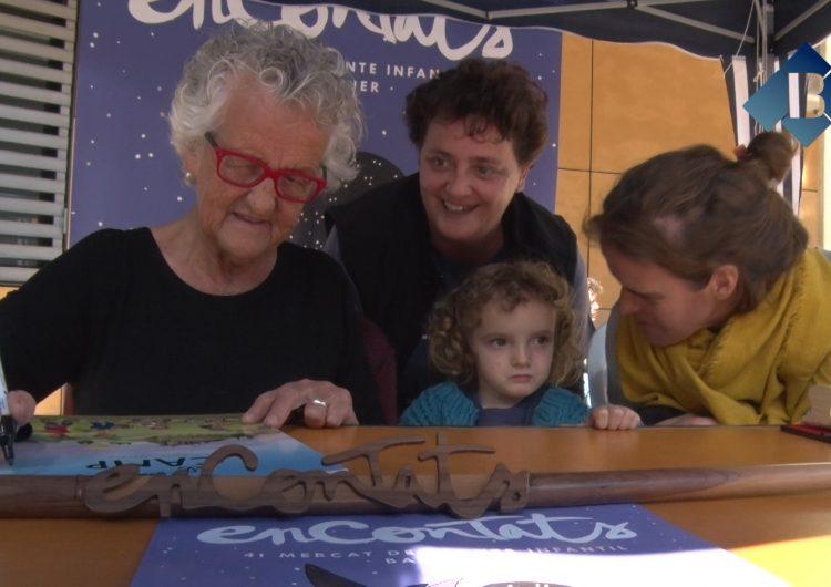 La il·lustradora Roser Capdevila i els contes infantils, protagonitstes de la quarta edició d'Encontats