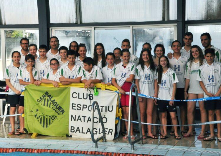 Més de 400 nedadors al IV Trofeu Albert Barri
