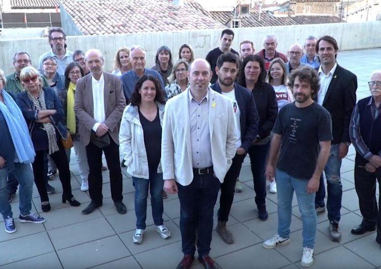 ERC Balaguer presenta el seu equip i projecte de ciutat en el darrer vídeo de campanya