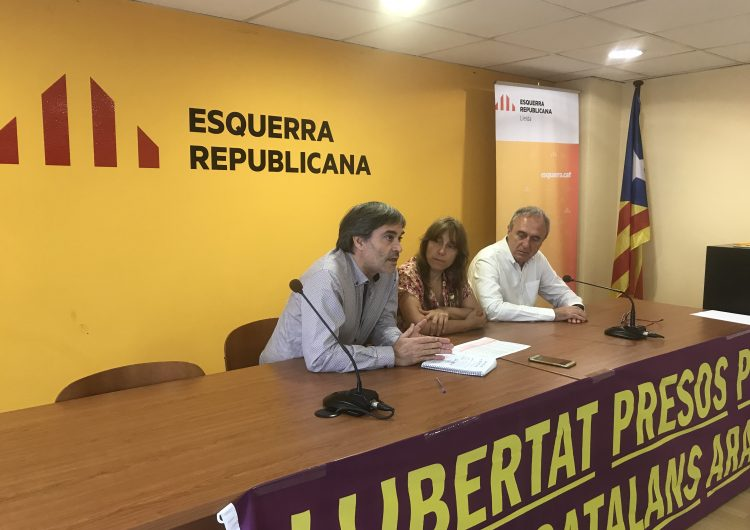Esquerra Republicana demana que s'inclogui la construcció de la pista d'atletisme de Balaguer als Pressupostos Generals de l'Estat