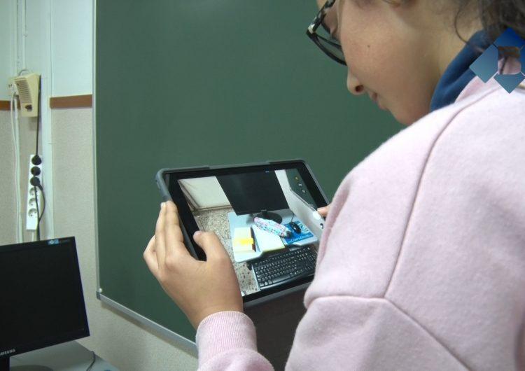 Cursos de narrativa audiovisual als alumnes de l'Escola Pia a càrrec de l'ESCAC