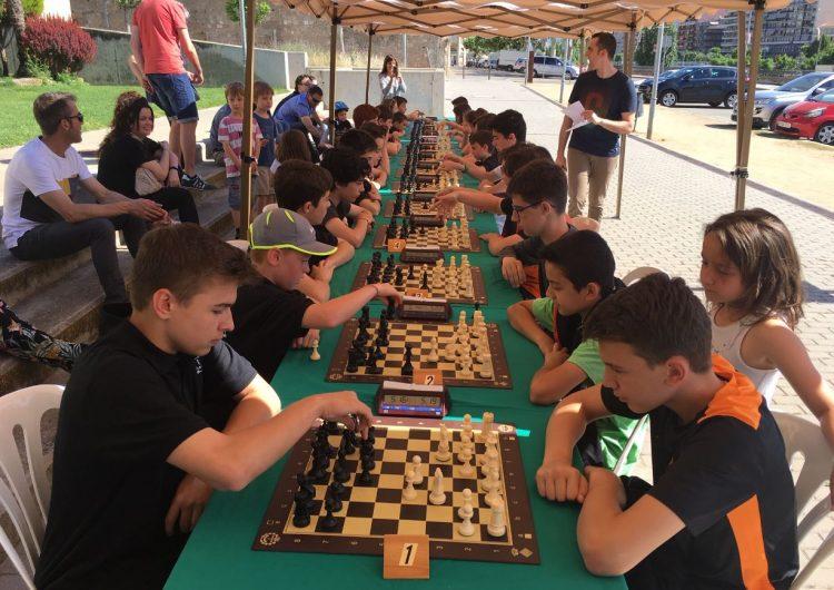 L'Escola d'Escacs del CE Balaguer celebra el torneig de final de curs