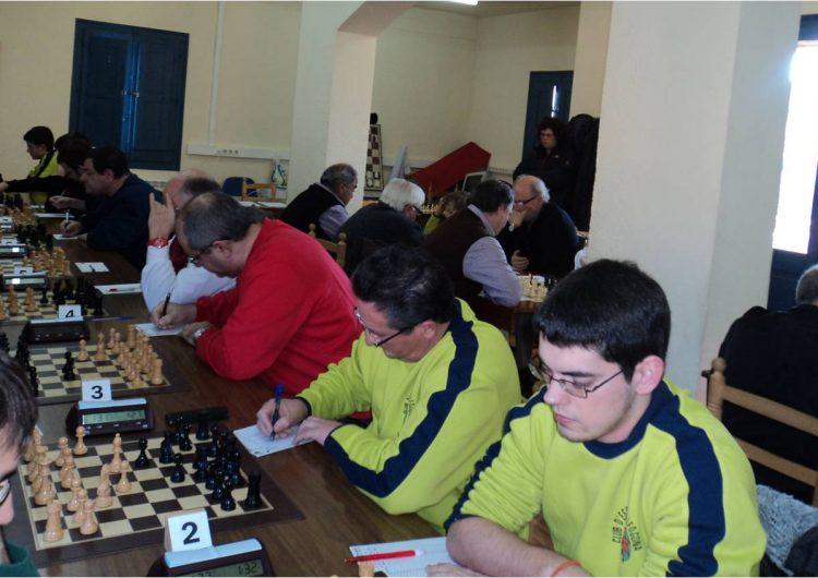 L'equip del club d'escacs Vallfogona líder en solitari de la categoria preferent