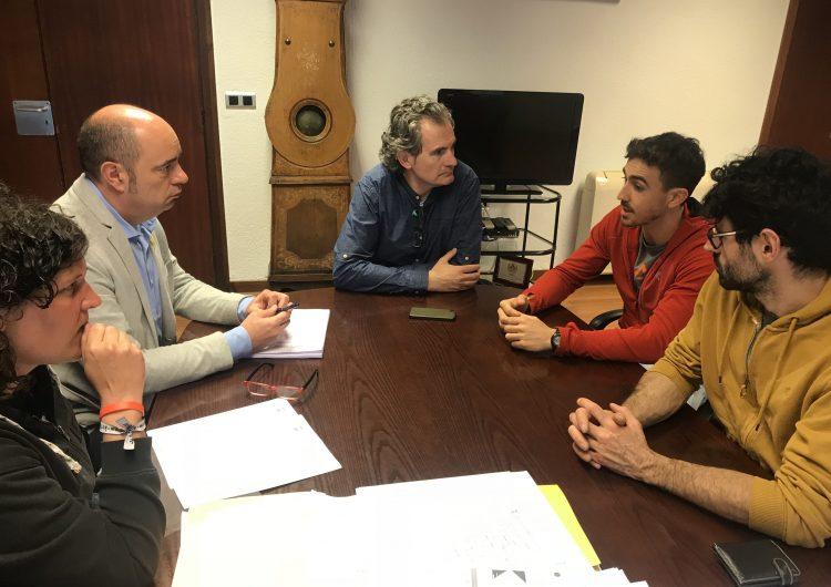 L'Ajuntament de Balaguer i el Centre Excursionista renoven el conveni de col·laboració
