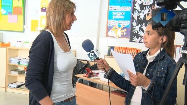 En marxa la segona edició dels tallers de televisió a l'escola