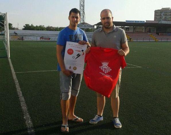 """El C.F. Balaguer presenta una nova edició del Torneig de Futbol 7 """"Ciutat de Balaguer"""""""