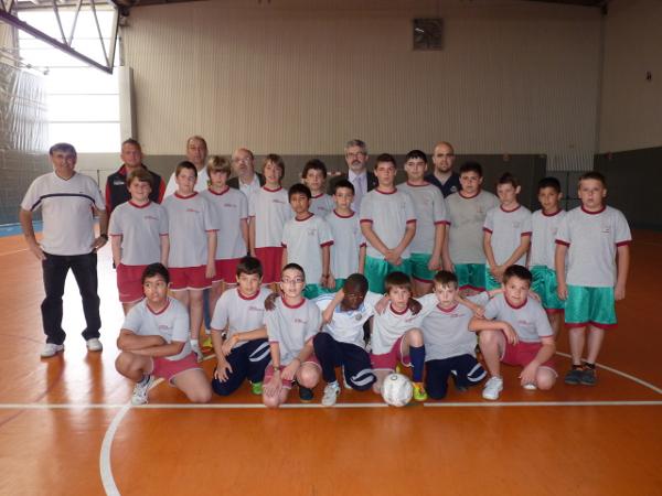Més de 200 escolars de 5è i 6è de primària participen en la Diada Olímpica de Balaguer