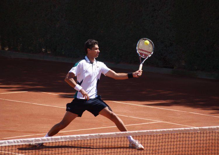 El veneçolà Souto guanya el Ciutat de Balaguer de Tennis