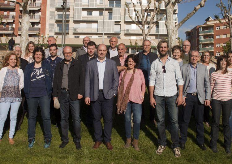 Esquerra Balaguer presenta la llista electoral per les Municipals