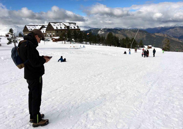 El Pirineu de Lleida tanca el Nadal amb 213.000 forfets venuts i una ocupació mitjana del 70%