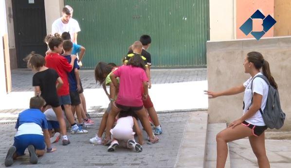 Una cinquantena de nens i nenes en situació de vulnerabilitat participen als diferents casals d'estiu de la ciutat